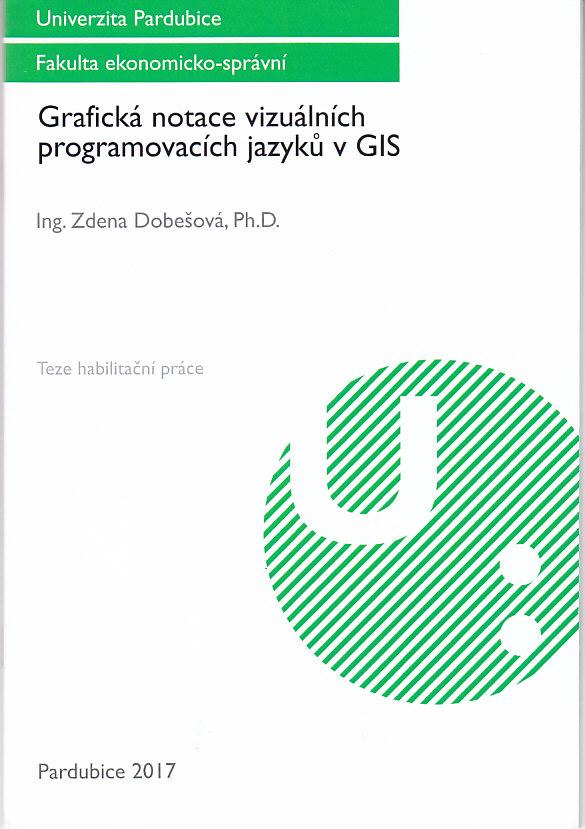 Grafická notace vizuálních programovacích jazyků v GIS